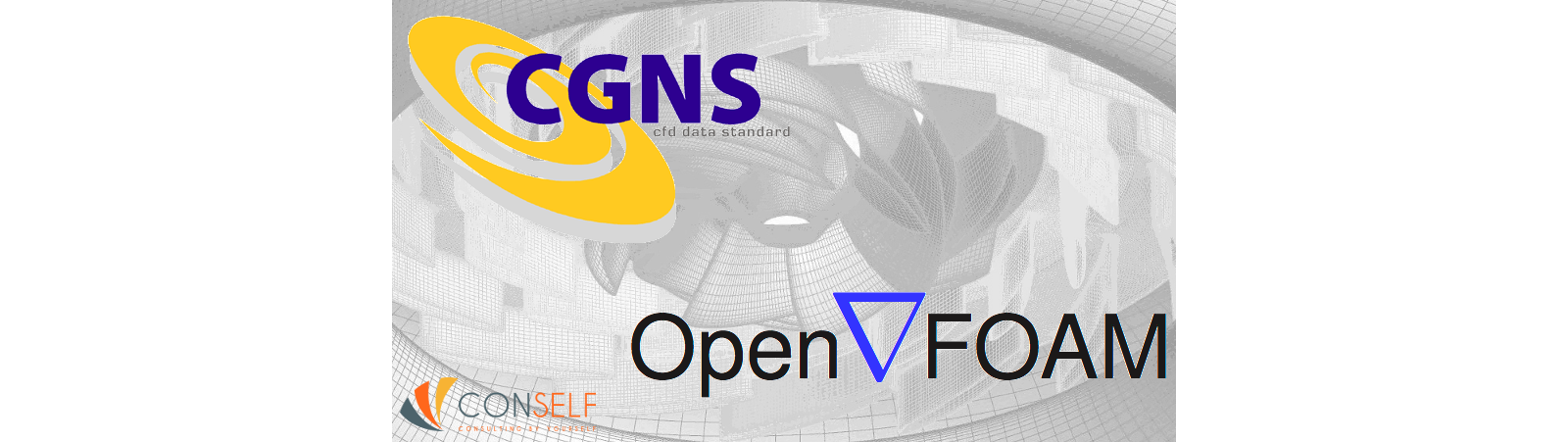 CONSELF | CONSELF CGNS to OpenFOAM®: improving your OpenFOAM