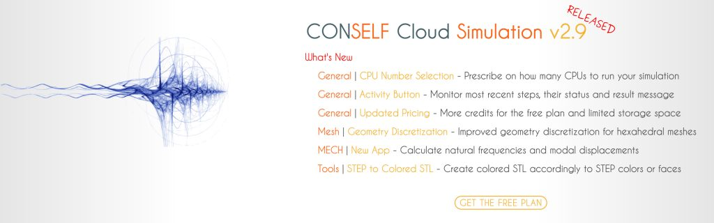 CONSELF | Cloud-based simulation in your browser